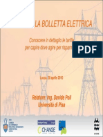 Bolletta Elettrica Slides