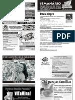 Semanário  Betesda 10 de maio de 2009 2