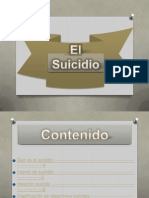 El Suicidio Christian Tobías Velásquez Tobón