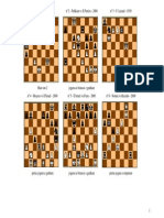 Problemas de Xadrez