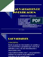 04 Las Variables. 1