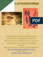Arte Prehistoria [Recuperado]