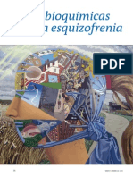 Bases Bioqumicas de La Esquizofrenia