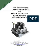 Manual Grn 1