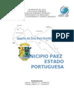 Diseno Red Geodesica Mcpal Mcpio Paez Estado Portuguesa