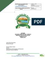 informe semestral 2013