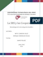 Trabajo de Investigacion_la Sbs y Las Cooperativas