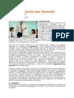 La Organizacion Que Aprende