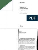 Crombie Analisis de Las Doctrinas de Platon II 2