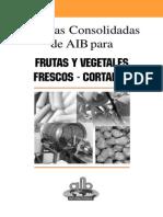 NORMAS AIB - Frutas y Vegetales Frescos