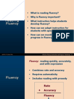 fluency presentation dr