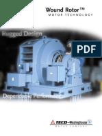 Motor Rotor Teco Datos