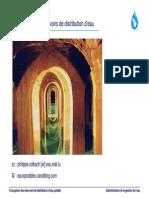 Conception Des Reservoir de Distribution d'Eau Potable