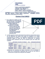 EFIMD UNICO - Turno Mañana - UTPFIIS - 2012 - 1 Con Solucionario
