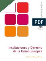 UNIVERSITAT JAUME I - Instituciones y Derechos de La Unión Europea