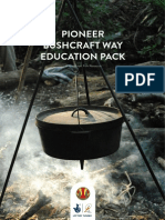 Pioneers and Bushcraft