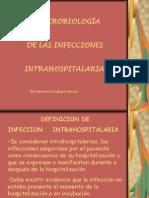 Microbiologia de Las IIH