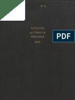 BN - Exposição de Manuscritos 1953