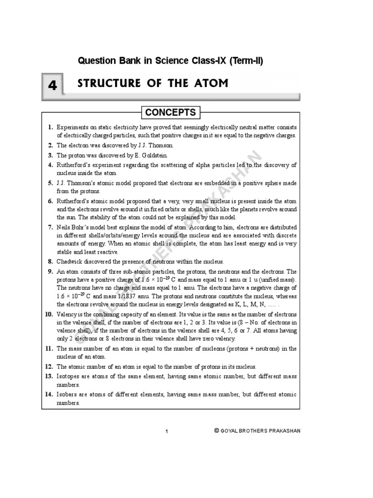 Structure of atom atoms atomic nucleus biocorpaavc Images