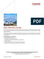 Raex 400 Tube Circular