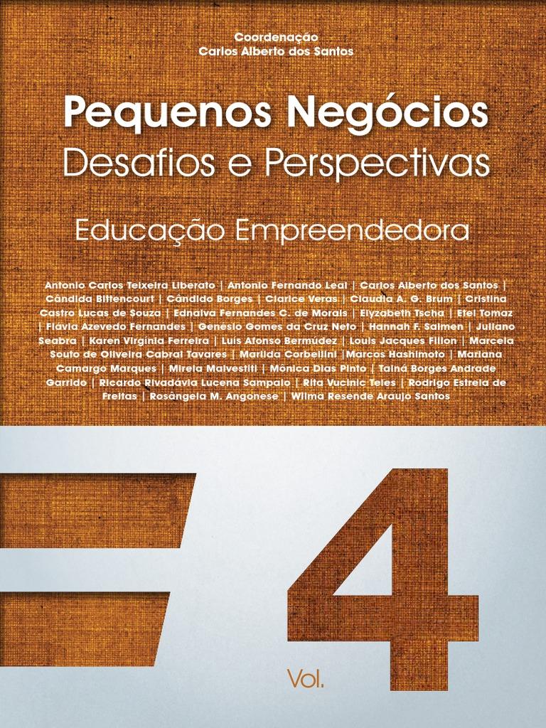 livro educacao empreendedora 9307e4f00e