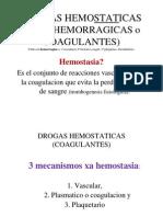 3.1. Hemostáticos