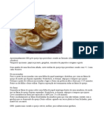 Biscoito Provolone