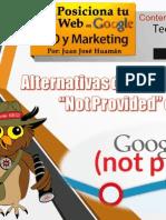 Datos Escondidos en Google Analytics y Webmasters Tools Para Revisar La Eficacia SEO