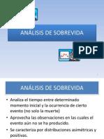 Analisis de Sobrevida-2011