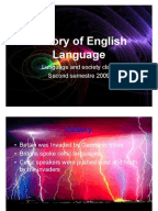 English language assignment?