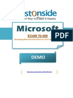 70-489 Practice Tests
