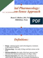 Pharmacology [Dr. Edy Junaedi]