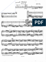 UMich Violin Fall 2014 audition rep