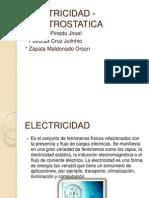 Electricidad - Electrostatica de Orson 1