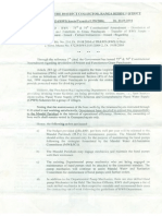 Memo_Dist Collector_Transfer of RWS Assets_Hand Pump Maintenance_Detailed Guidelines