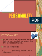 Presentation Personality