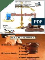 Exposicio El Proceso Penal