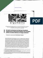 Diccionario Historico de Conceptos