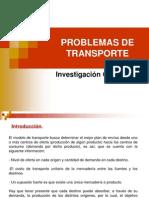 17. Problema de Transporte