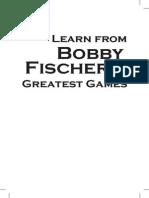 Learn From Bobby Fischer Excerpt