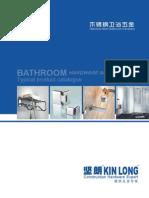 Kin Long Bathroom Accessories Catalog 1