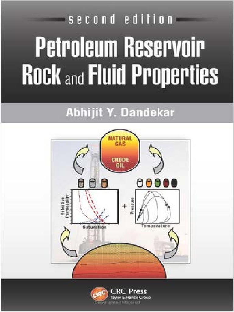 Petroleum reservoir rock and fluid properties second edition petroleum reservoir rock and fluid properties second edition phase matter permeability earth sciences fandeluxe Gallery