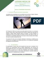 Empresa y Mentalidad Empresarial