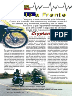 Yamaha Crypton Honda Biz Ed08