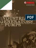 Generator Industrial Brochure