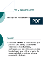 Cap II Sensores y Transmisores