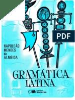Gramática Latina Com Respostas Napoleão Almeida