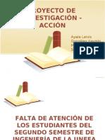 Presentacion Investigacion - Accion