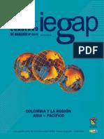 Colombia y La Región Asia Pacífico