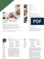 Julia Child Recipe